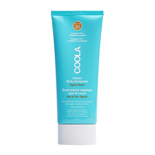 Classic SPF 30 Body Lotion Tropical Coconut